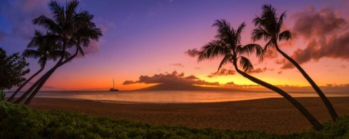 Hawaii Sunset View