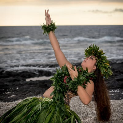 Laniakea An Umekes Luau best luau on the big island