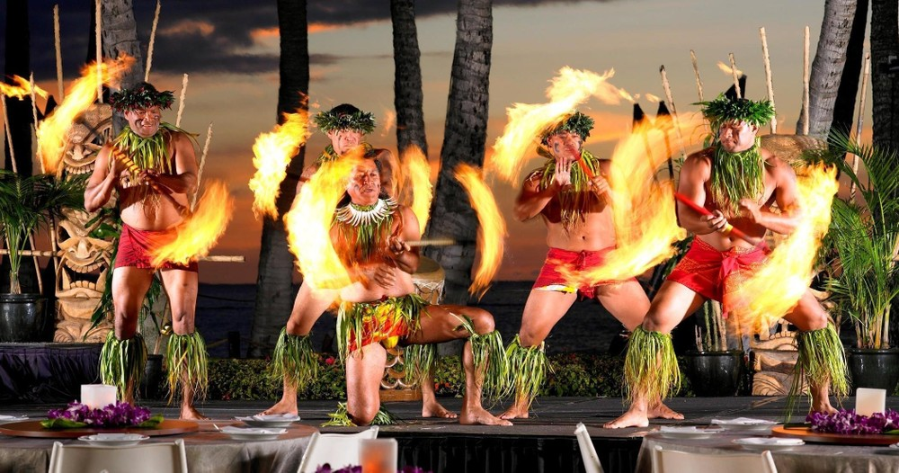 Wailele Luau best luau in Hawaii